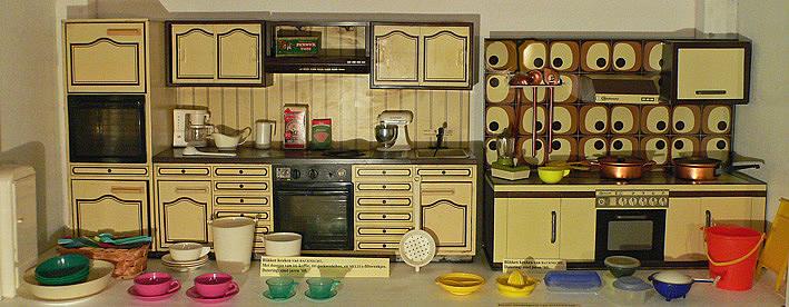 Goedkope Keukens In Kleine Ruimte : Keuken Jaren 50